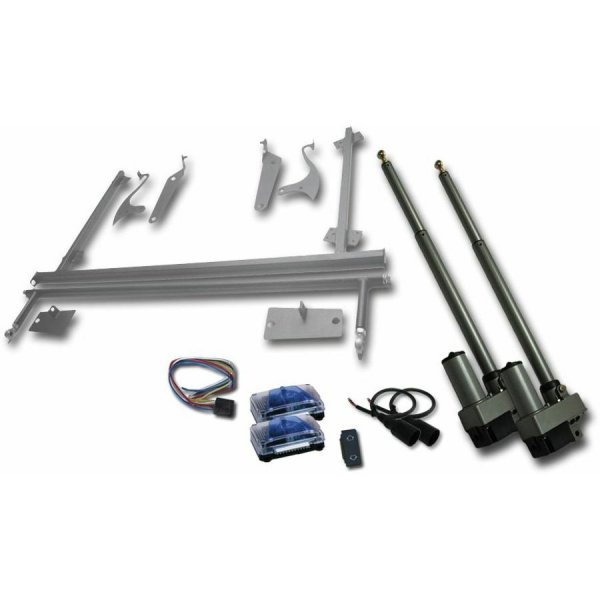 F100 Tilt Hood Kit