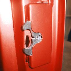 Large Bear Claw Door Latches W Install Kit 171 Autoloc Com