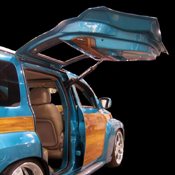 Gullwing Door Conversion Kit 2 Door Manual Lift