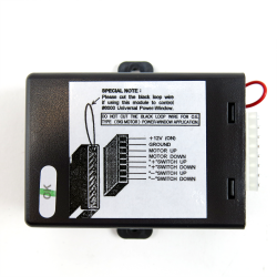 autoloc power window instructions