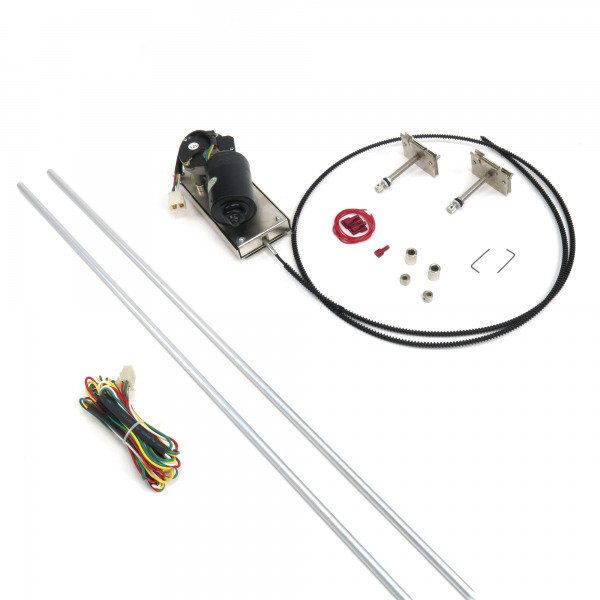 basic wiper kit autoloc com rh autoloc com Wiper Switch Wiring 2 Speed Wiper Motor Wiring