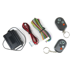 AutoLoc Power Accessories 9768 Axess Wireless Touch Pad Entry System