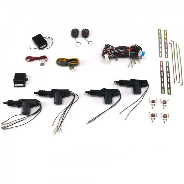 Pt Cruiser Power Door Lock Kit With Remotes « Autolocrhautoloc: Pt Cruiser Door Actuator Wiring Harness At Gmaili.net