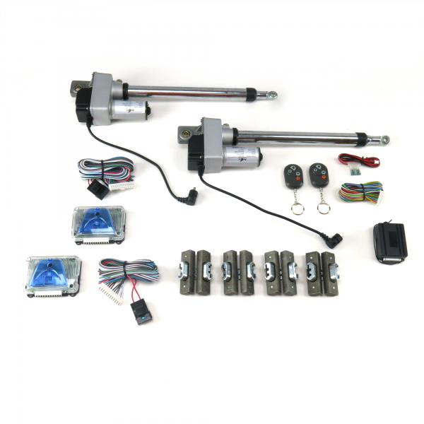 Powerblock Generator: Automatic Gullwing Door Conversion Kit With Remote (2 Door