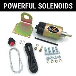 8 function 50 lbs remote shaved door popper kit autoloc com rh autoloc com autoloc door popper wiring diagram Door Poppers Installation