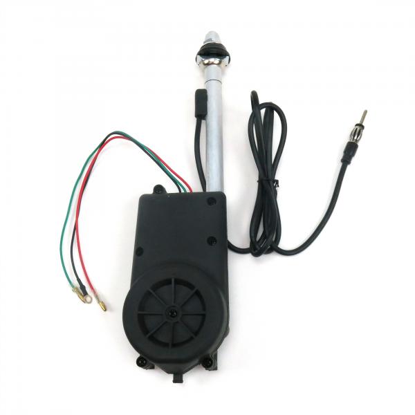 Chrome Power Antenna Kit « autoloc com