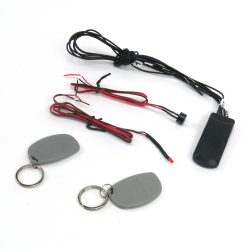 Hands Free Key Fob Vehicle Immobilizer From Autoloc
